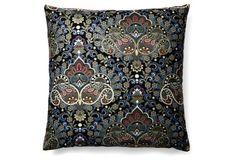 Damask 20x20 Pillow, Multi
