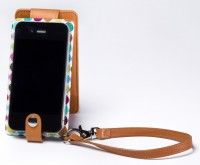 Leather cell phone accessories - ENTIRE STOCK is 20% off thru the end of June! It's our nod to all the graduates. Just enter coupon code: GRAD.