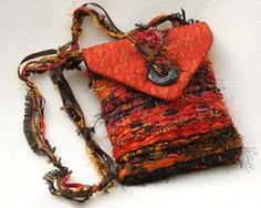 Chinese Red Purse by Nancy Faris Designs $135