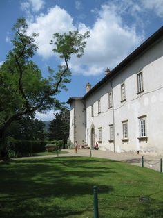 """Villa Medicea """"La Màgia""""."""