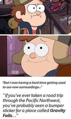 *cries eternally because Gravity Falls feels*