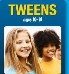 Kids Get Arthritis Too website.  For kids Ages 10-13