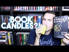 BOOK CANDLES?!