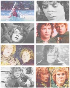 """For the time will soon come, when Hobbits will shape the fortunes of all."""