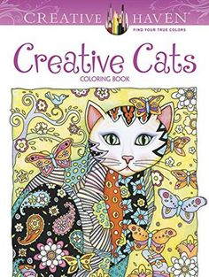 Love this adult coloring book full of intricately patterned cats. Talk about stress relief! ($5.99)