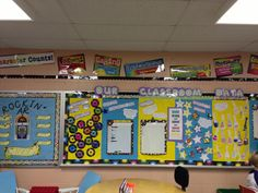 Classroom Data Wall Rock Star theme