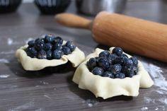 Blaubeertörtchen/ Blueberrie tartlettes