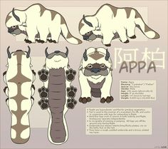 Appa from avatar