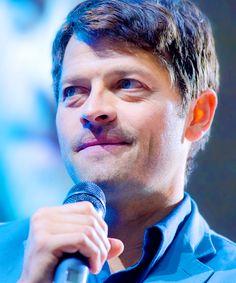 Misha Collins Comic Con Russia day 2