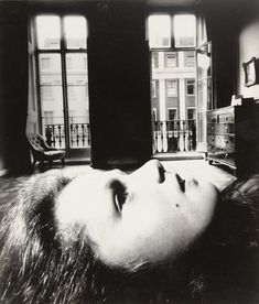 Bill Brandt - Portrait of a Young Girl, Eaton Place, 1955. °