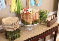 My Owl Barn: Baby Shower + Free Printables