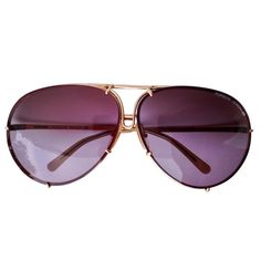 Shop vintage and designer sunglasses from the world's best fashion stores. Versace Sunglasses, Stylish Sunglasses, Tony Stark Sunglasses, Porsche Carrera, Porsche Design, Womens Glasses, Womens Clothing Stores, Womens Fashion Online, Fashion Bags