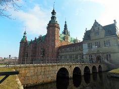 Frederiksborg Castle (1620). Hillerød, Denmark. 2016
