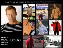 Las Olas Models Men