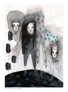 ideas fashion ilustration face watercolor etsy for 2019 Abstract Watercolor Art, Watercolor And Ink, Watercolor Paintings, Abstract Paintings, Oil Paintings, Landscape Paintings, Illustration Art, Illustrations, Illustration Fashion