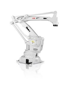 IRB 460 - Industrial Robots - Robotics | ABB Industrial Robots, Industrial Design, Abb Robotics, Real Robots, Robotic Automation, Any App, Medical Design, Robot Arm, Robot Design