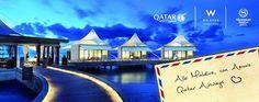 "Concorso ""Alle Maldive con amore"" by Qatar Airways"
