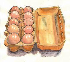 eggs by liswatkins, via Flickr