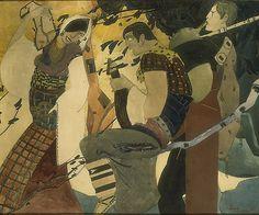 Gadular, Ivan Milev (1897-1927), 1926. Via.