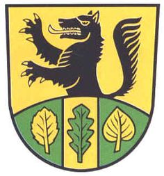 wolf heraldic symbole