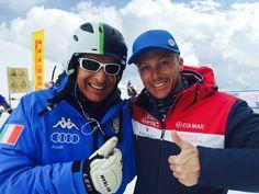Festa della FISI in Valsenases con Max Blardone