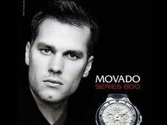 Tom Brady, Movado watch