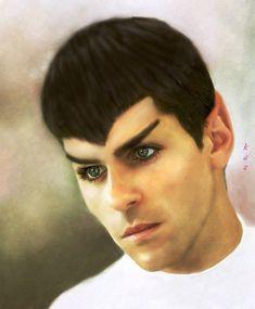 Romulan Style 10 by karracaz.deviantart.com on @DeviantArt