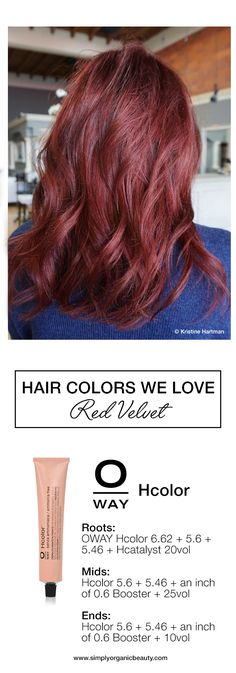 Trending Hair Colors This Week (With Formulas)! | Simply Organic Beauty