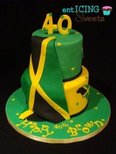 Jamaican Birthday Cake | Flickr - Photo Sharing!