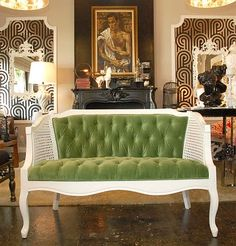 Inspiration for cane chairs