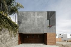 Designing a tailor-made single family house in the real-estate boom of Puebla