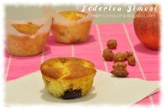 La cucina di Federica: Tortine alle mele e frutta secca pralinata