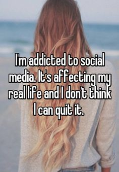 People confess their intense reliance on apps and social media.