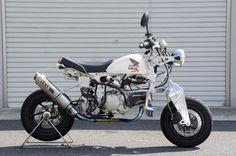 """Honda Monkey """"OV-36"""" by Over"""