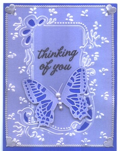 Thinking of You by Barbie D., via Flickr vellum