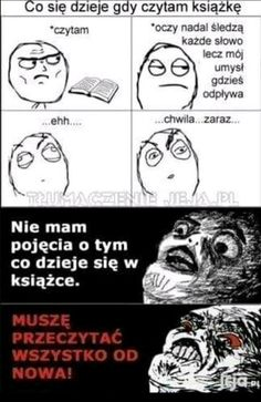 Where stories live Very Funny Memes, Haha Funny, Polish Memes, Weekend Humor, Funny Mems, I Laughed, Messages, Best Memes, Books