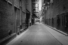 Chicago Side Street #1 by Maxim El Masri on 500px