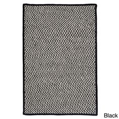 Colonial Mills Crisscross Indoor/ Outdoor Area Rug (6' x 9') (Crisscross