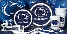 Penn State Nittany Lions Party Supplies-Party City