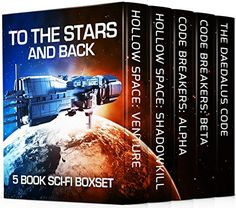 Amazon.com: To the Stars and Back: 5 Book Science Fiction Bundle eBook: C.F. Barnes: Kindle Store