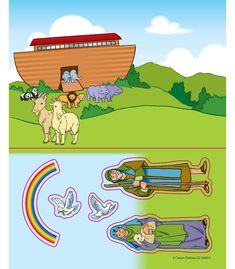 Noah's Ark Sticker Pack