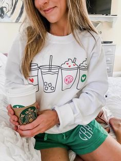The perfect pj's for a productive personalized personal day🥰 Please Note: Shorts run small! Pajamas For Teens, Pajamas Women, Monogram Shirts, S Monogram, Satin Pyjama Set, Pajama Set, Womens Fashion Online, Latest Fashion For Women, Cozy Pajamas