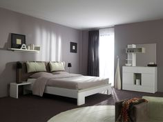 exemple déco chambre adulte cosy | Bedrooms, Cosy and Decoration
