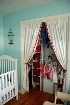 Wie kann man den Wandschrank im Kinderzimmer organisieren / Cocuk odas Cocuk Elbise Dolabi