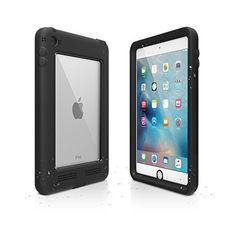 b32af50008 ($89.99) Catalyst iPad Mini 4 Waterproof Case Shockproof, High Touch  Sensitivity ID,