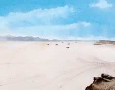 "Check out new work on my @Behance portfolio: ""Watercolor - Salar, Jujuy"" http://be.net/gallery/40250807/Watercolor-Salar-Jujuy"