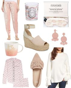 Soft Pink Hues - The Fancy Things