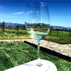 Wine country view.  #regram from @vanessaf_stylist #napavalley #sky #napa #resort #relax #wine #vino #view #vineyard #mountains #TravelTuesday