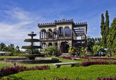 The Ruins Mansion : Bacolod City Philippine Architecture, Bacolod City, Philippines Culture, To Go, English, Mansions, House Styles, Garden, Garten
