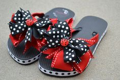 make flip flops for me and the girls.